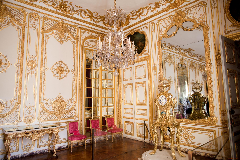 Версаль интерьер дворцы музеи обои